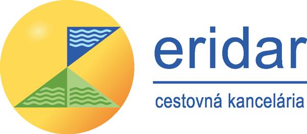 eridar.sk – cestovná kancelária Retina Logo