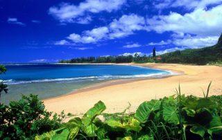 Hawaii Oahu - dovolenka