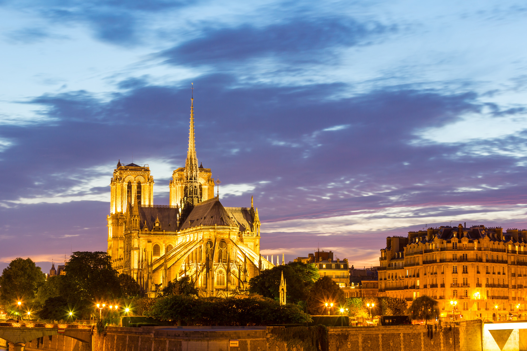 NotreDame, Paríž