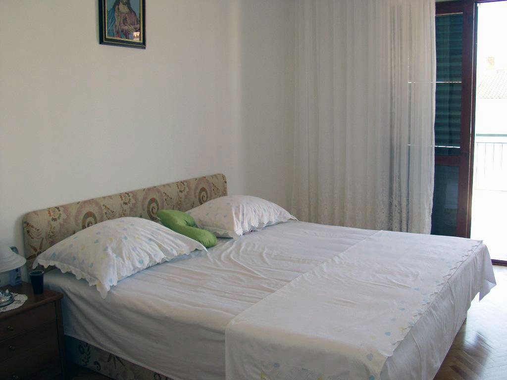 apartmán Camelia, spálňa