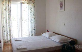 apartmán Mendi, spálňa