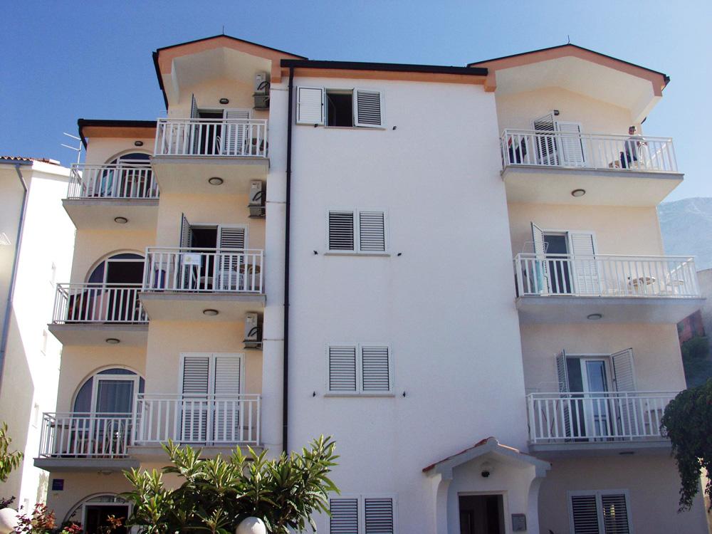 apartmánový dom Rosa, Chorvátsko, Makarska