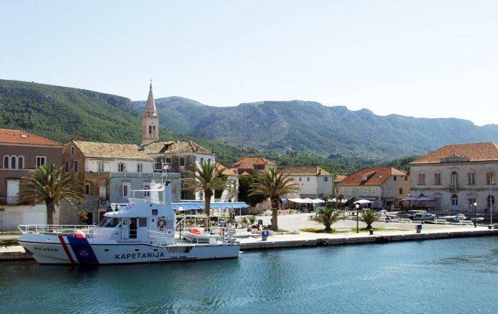 Makarska, Chorvátsko, dovolenka