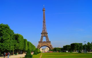Paríž Eifelovka - poznávací zájazd