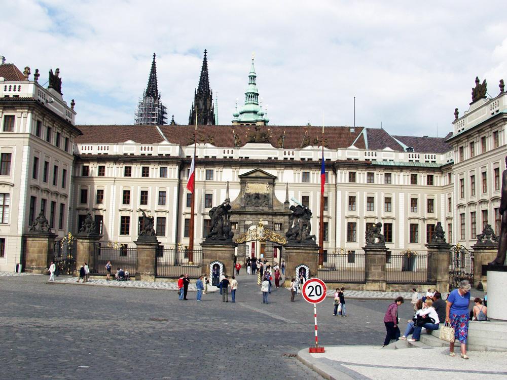 poznávací zájazd Praha