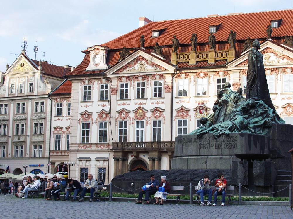 Praha zájazd