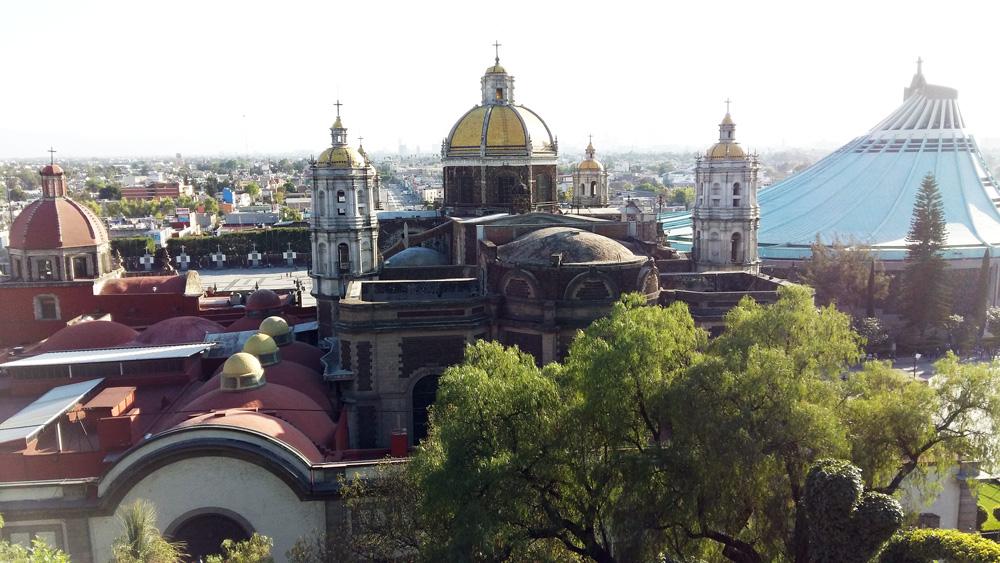 Mexiko dovolenka