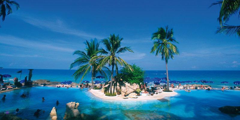 Thajsko, Phuket - dovolenka, exotika