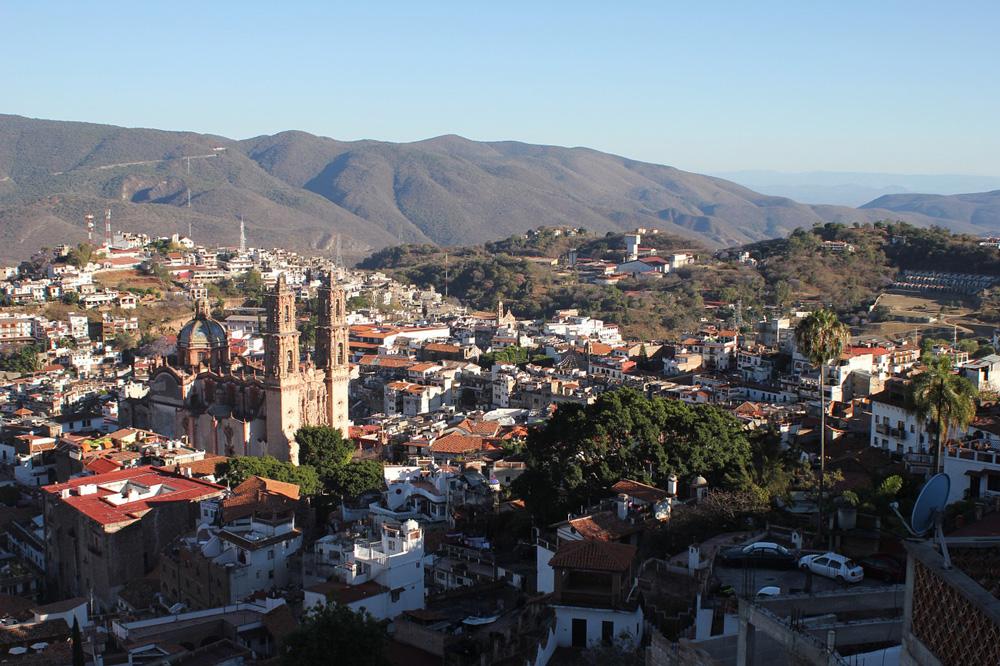 Taxco Santa Prisca