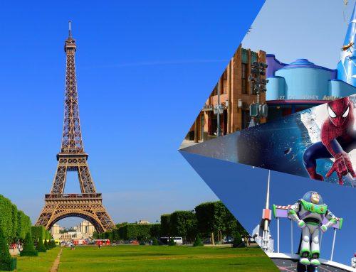 Paríž a Disneyland, Francúzsko