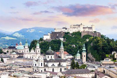 Adventný Salzburg