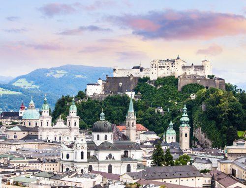 Adventný Salzburg – vianočné trhy v Salzburgu