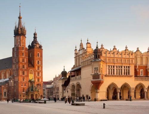 Krakow – vianočný zájazd