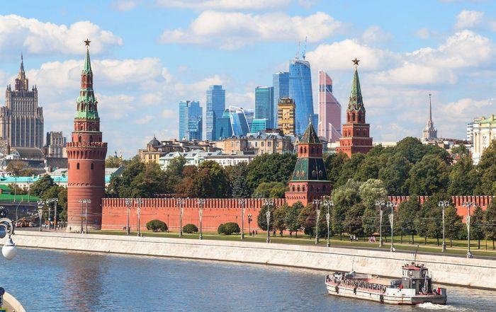 Zájazd do Moskvy