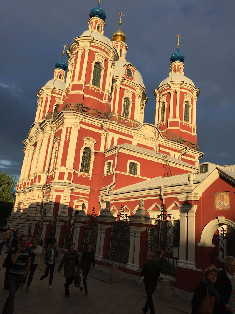 Moskva adventný zájazd