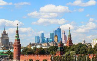 Moskva, Rusko