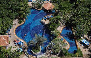Thajsko Phuket, Hotel Royal Paradise SPA Resort