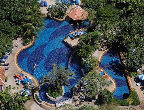 Thajsko, ostrov Phuket, Hotel Royal Paradise SPA Resort ****