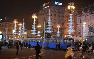 Adventný zájazd do Záhrebu