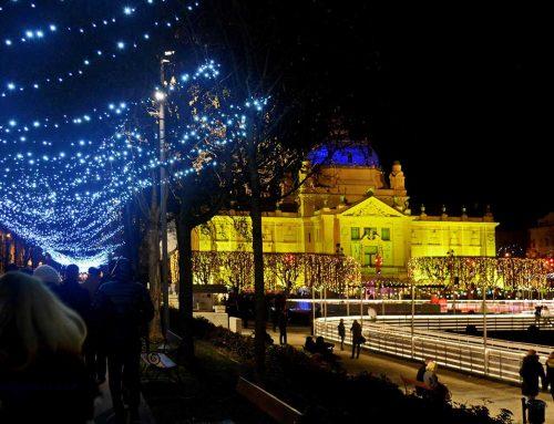 Adventný Záhreb – zájazd na vianočné trhy