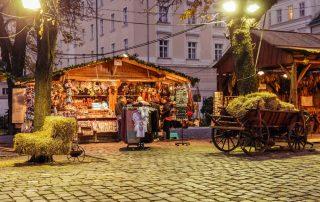 Adventná Budapešť - vianočný zájazd