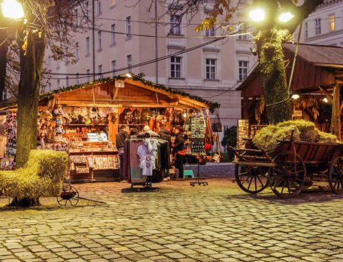 Adventná Budapešť, zájazd na vianočné trhy