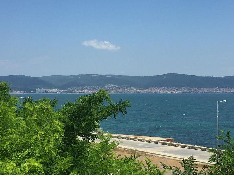 dovolenka Bulharsko, Slnečné pobrežie