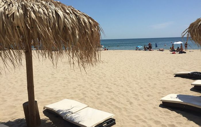 Dovolenka Bulhrasko, Slnečné pobrežie