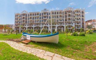Bulharsko, Slnečné pobrežie, dovolenka s wellnessom