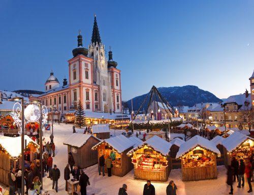 Advent v Mariazell, Rakúsko