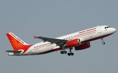 India dovolenka letecky