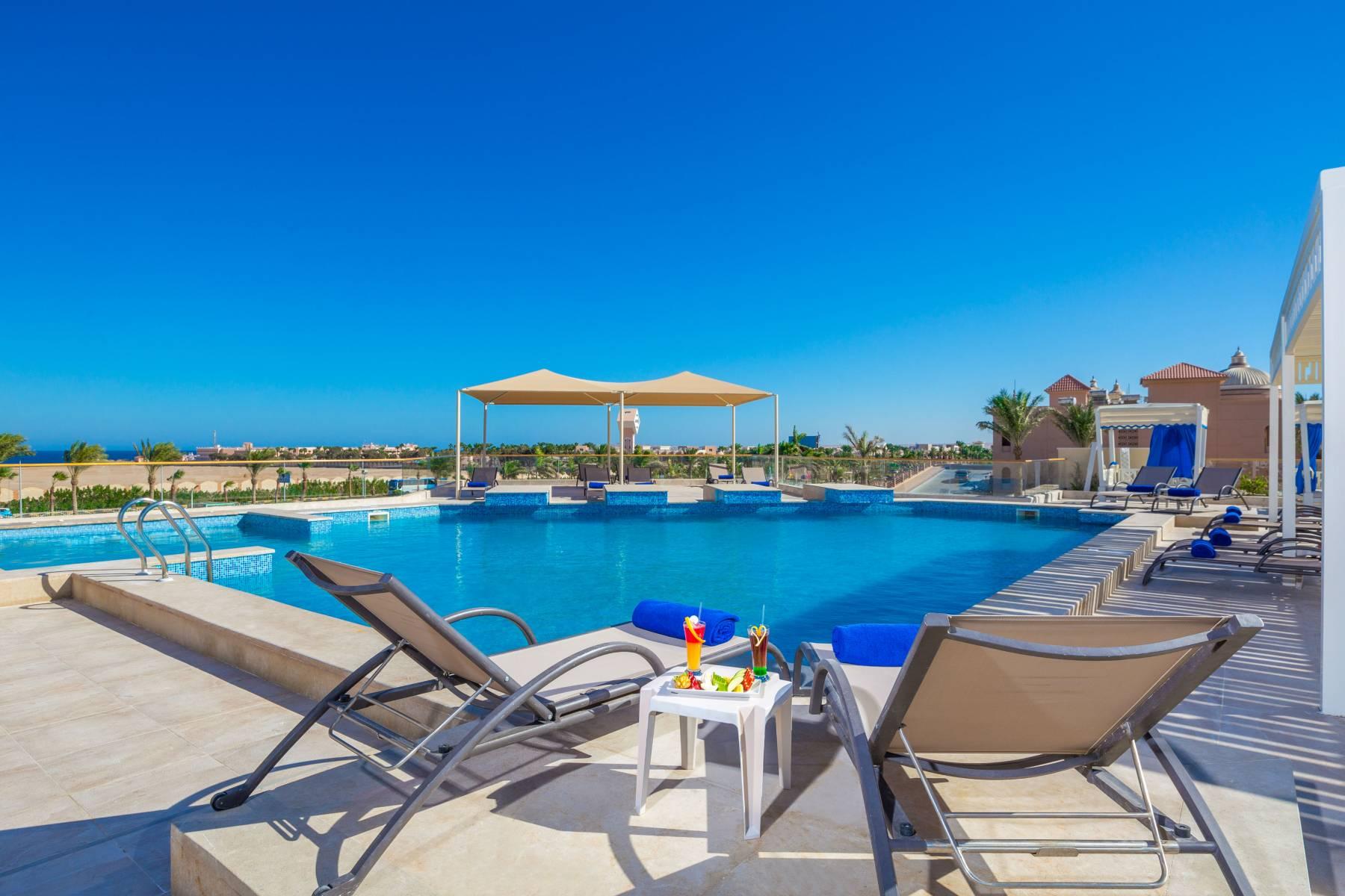 dovolenka Egypt, Hurghada, Aqua Vista Resort