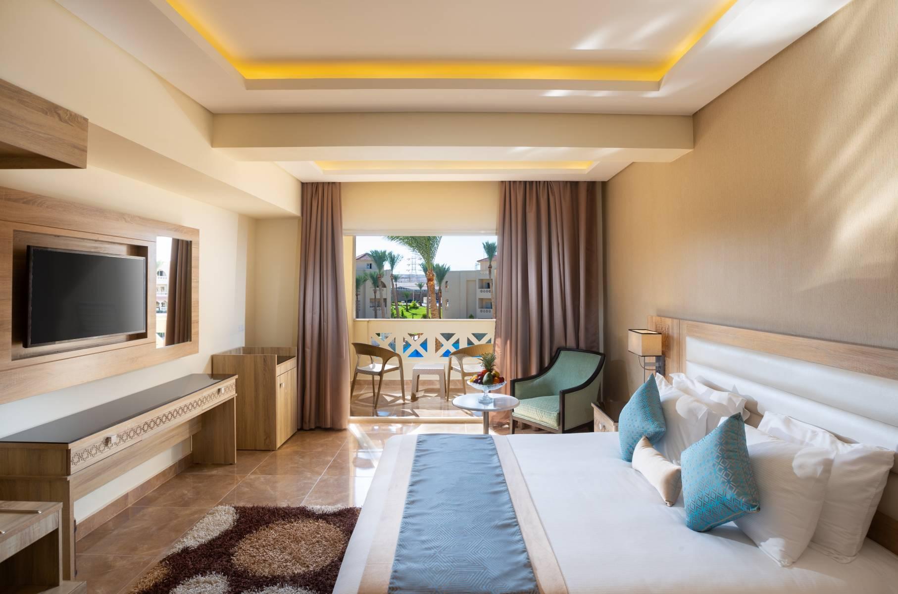 dovolenka Egypt, Hurghada - Aqua Blu Resort