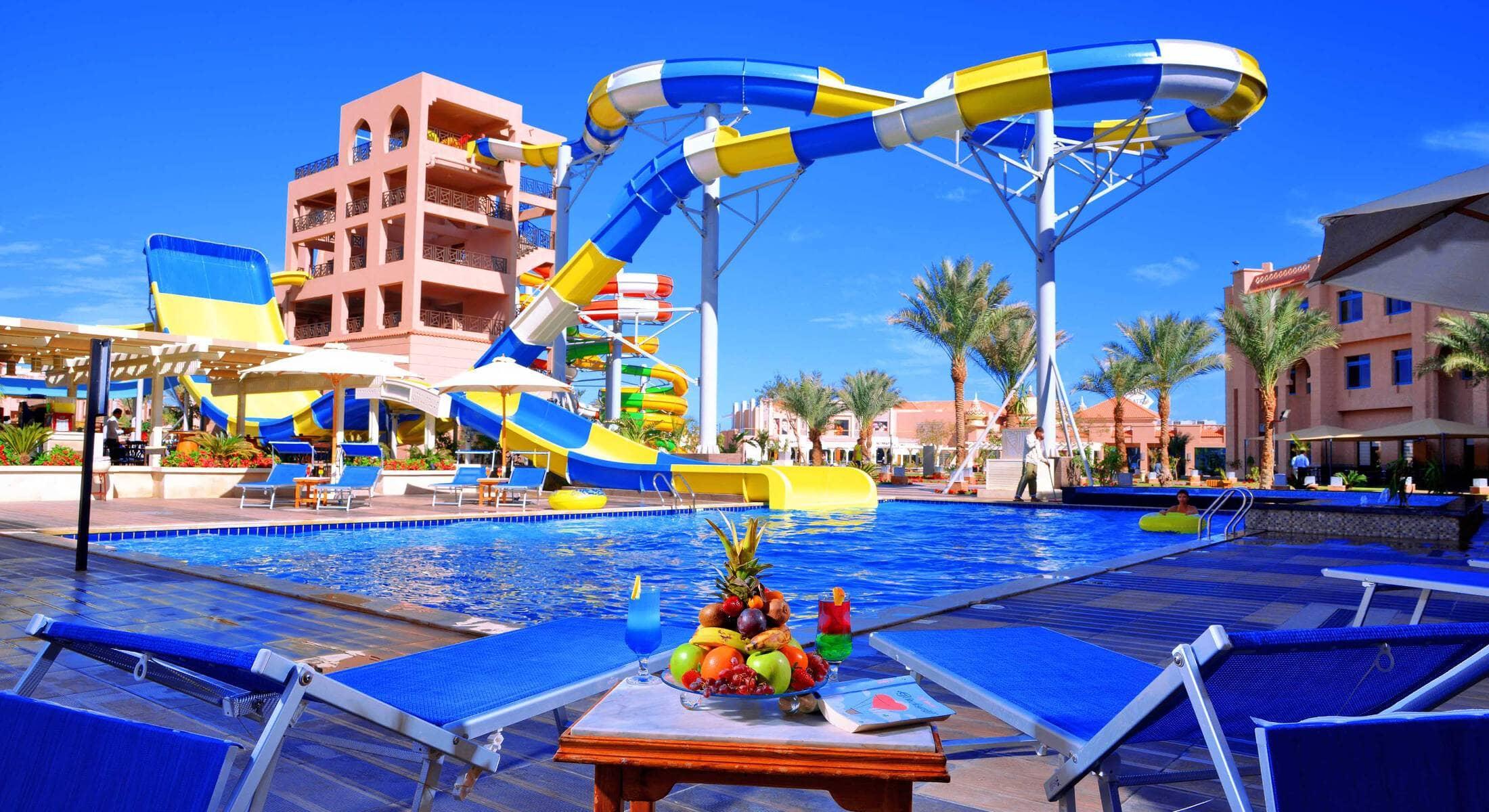 dovolenka Egypt, Hurghada - Albatros Aqua Parkdovolenka Egypt, Hurghada - Albatros Aqua Park
