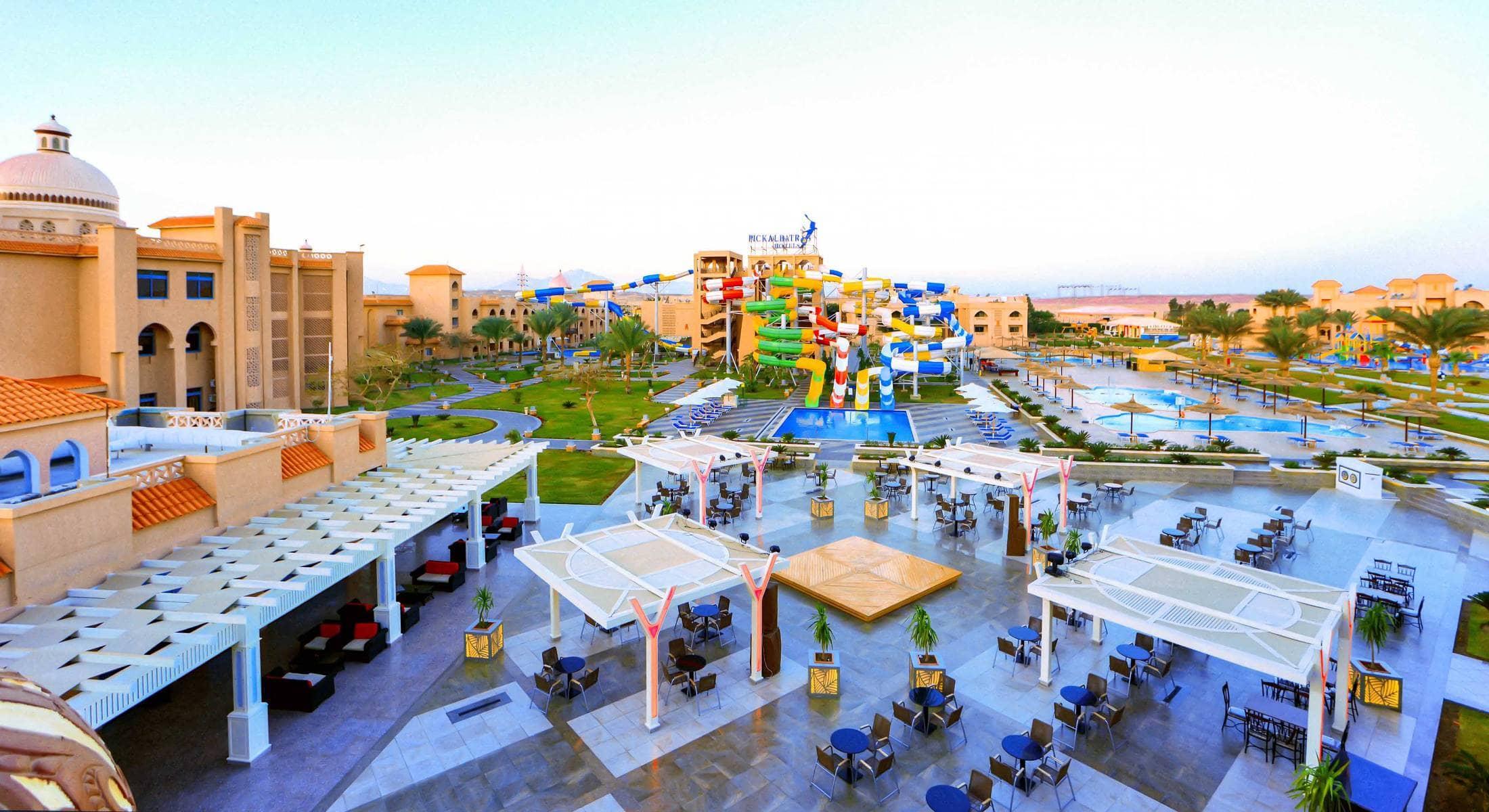 dovolenka Egypt, Hurghada - Albatros Aqua Park
