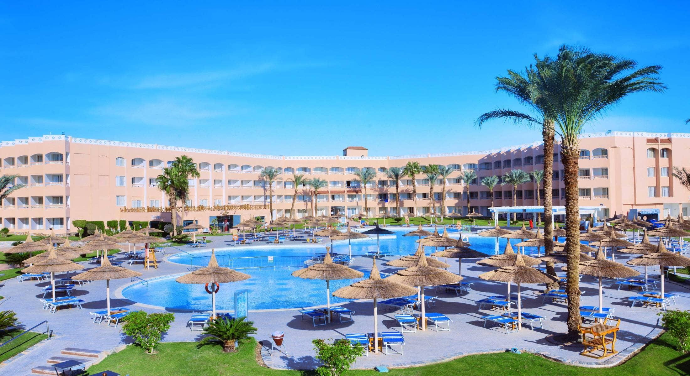 dovolenka Egypt, Hurghada - Beach Albatros Resort