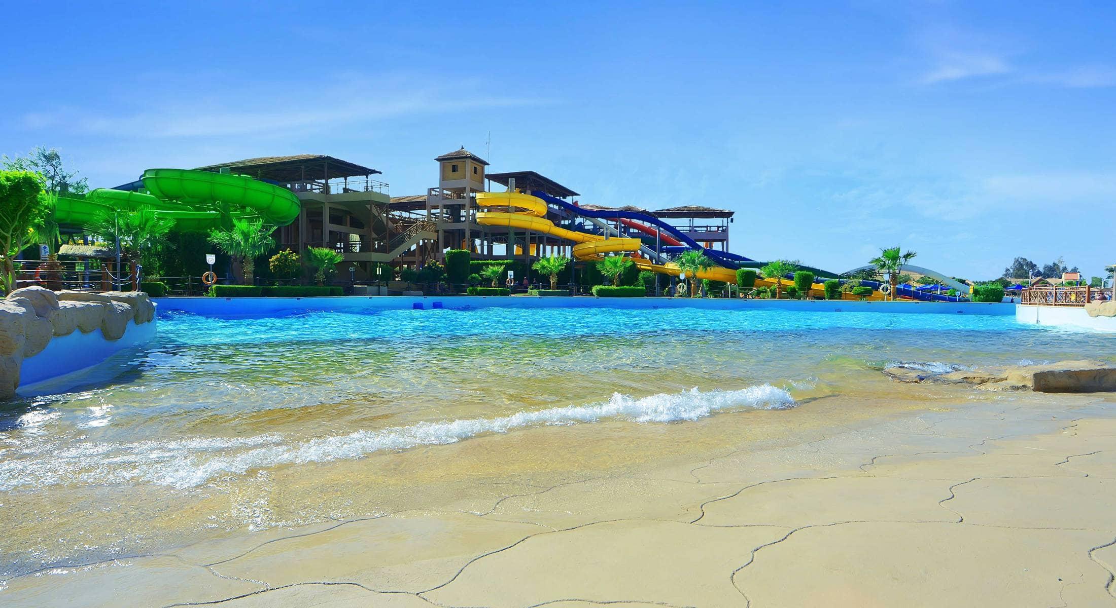 dovolenka Egypt, Hurghada - Jungle Aqua Park