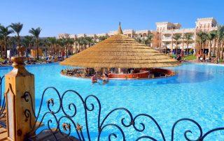 Egypt, Hurghada, Albatros Palace Resort