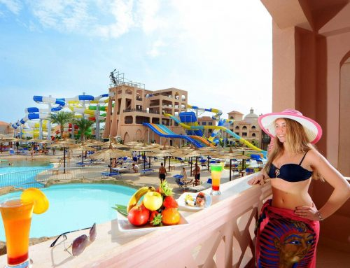 Dovolenka Egypt, Hurghada – Aqua Blu Resort