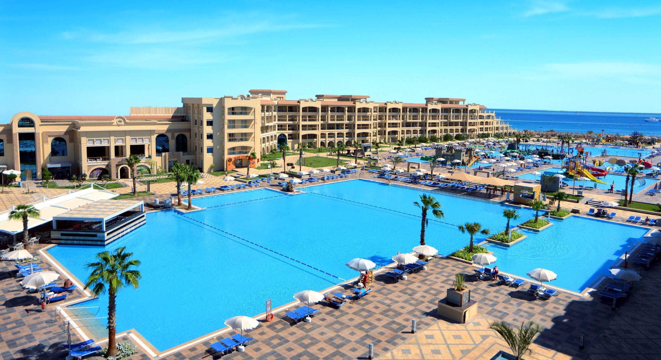 Egypt, Hurghada - White Beach Resort