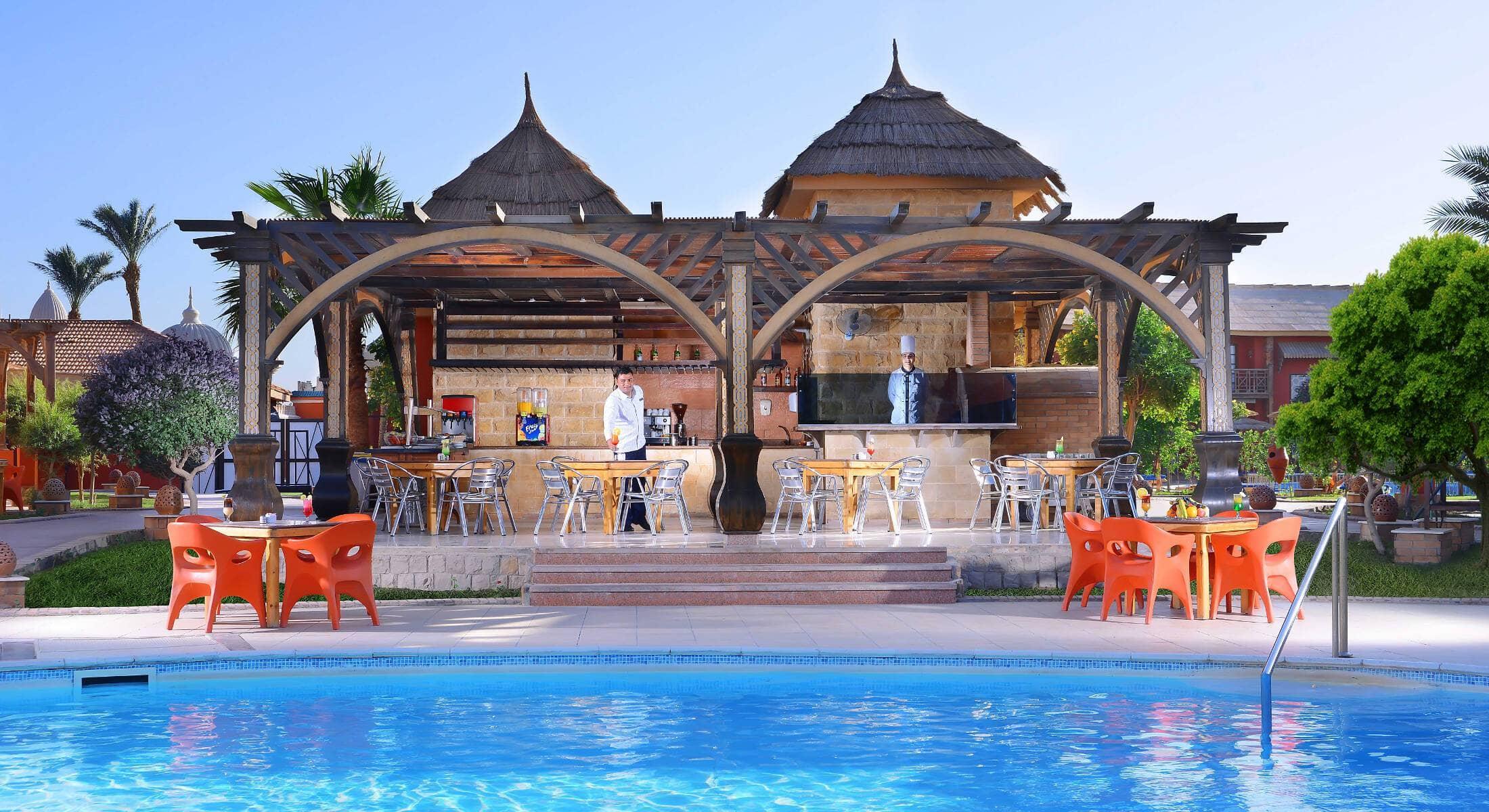 dovolenka Egypt, Hurghada Alf Leila Wa Leila